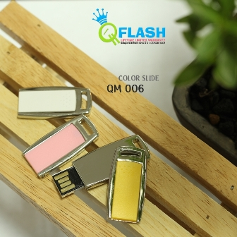 Flashdisk unik Mini Color Slide (QM 006)