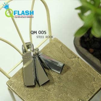 Flashdisk unik Mini Steel Hook (QM 005)