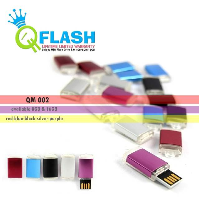 Flashdisk unik Mini (QM 002)