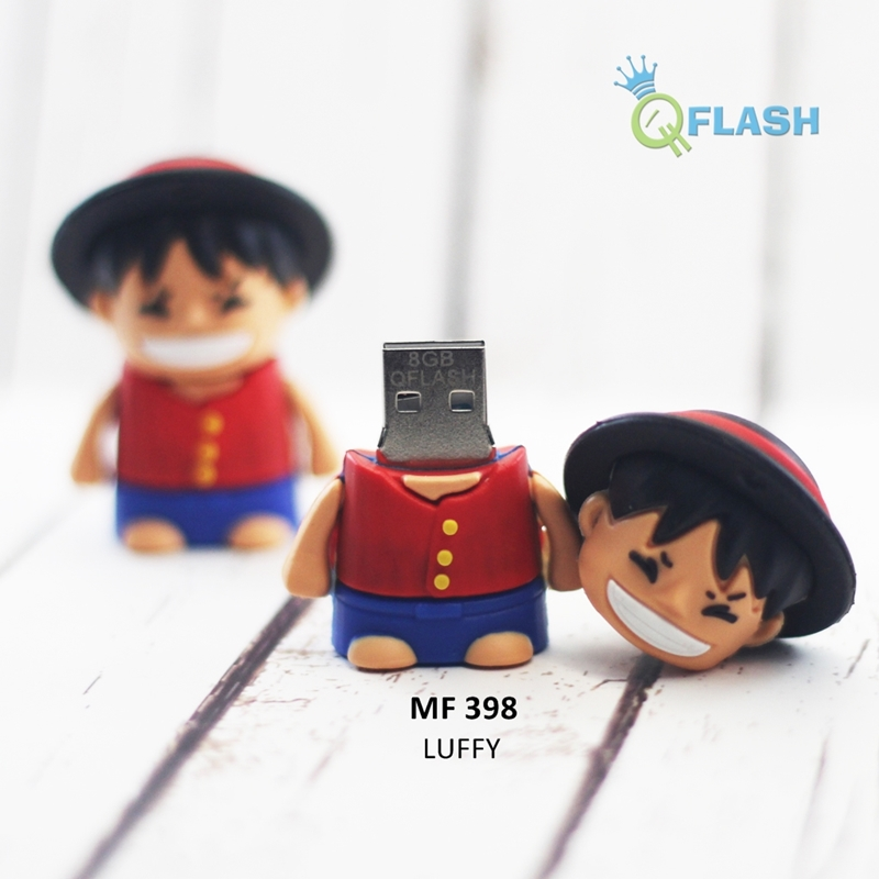 Flashdisk unik karakter Luffy One Pieca (MF 398)