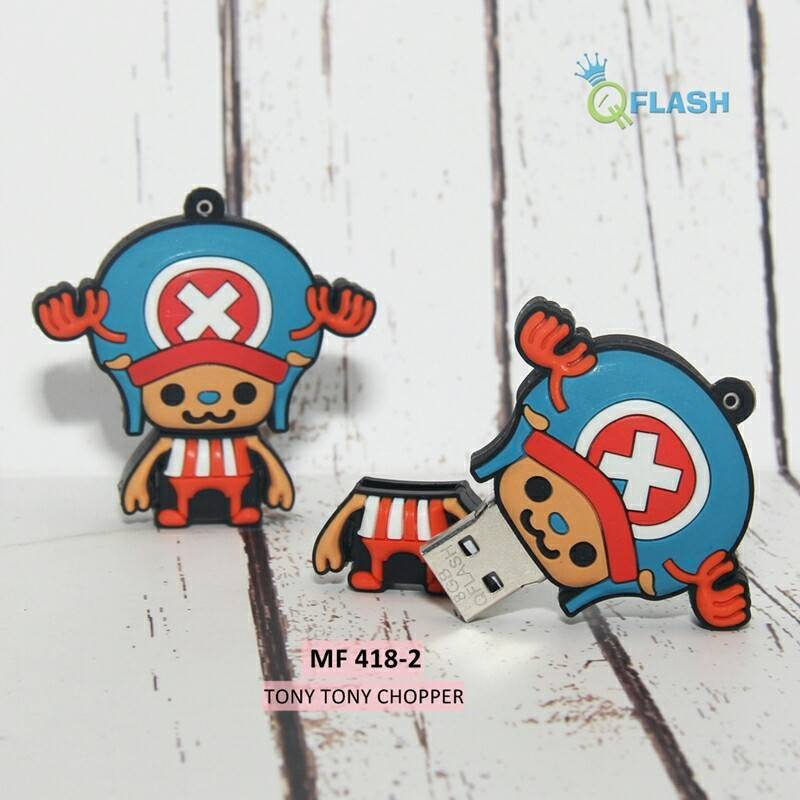 Flashdisk unik karakter Tony Tony Chopper (MF 418-2)